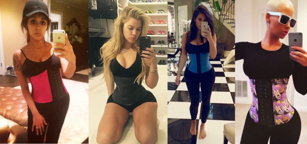 People waist trainer
