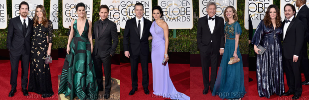 golden globes - couples 3