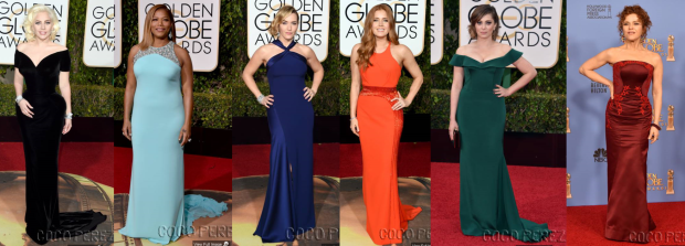 golden globes simple