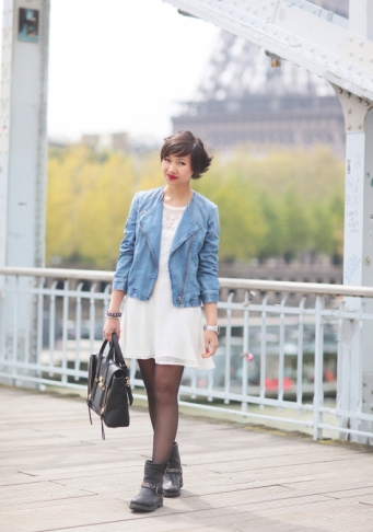 denim-jacket-helmut-lang-dress-kimchi-blue-urban-outfitters-sac-pashli-pillip-lim-tokyobanhbao-blog-mode
